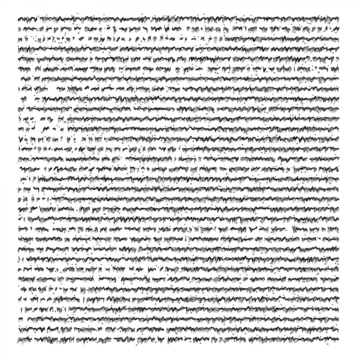 Generative Asemic Writing